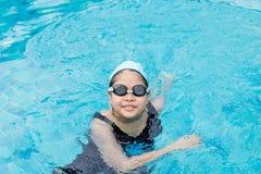 Swimming Royalty Free Stock Image