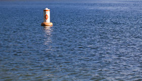 Swimming Buoy Royalty Free Stock Photos