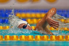 Swimming Championship 2009 Royalty Free Stock Image