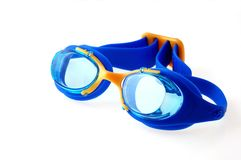Swimming eyewear Royalty Free Stock Photography