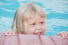 Swimming Fun Royalty Free Stock Images