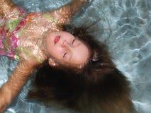 Swimming fun Stock Photos