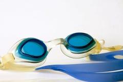 Swimming glasses Royalty Free Stock Photo
