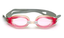 Swimming glasses Royalty Free Stock Photos