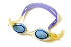 Swimming goggles Stock Photos