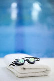 Time for a swim! Royalty Free Stock Images