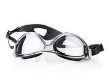 Swimming goggles Royalty Free Stock Images
