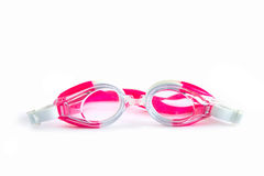 Swimming goggles Stock Photos