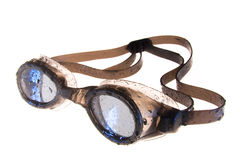 Swimming goggles Stock Image