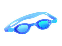 Swimming googles. Isolated on white Stock Images