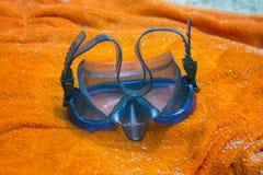 Swimming mask Royalty Free Stock Photo