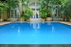 Swimming Pool 01 Stock Photo