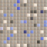 Swimming pool. A texture of a mosaic of a swimming pool Stock Photo