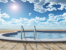 Free Swimming Pool Stock Photography - 12459572