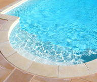 Swimming-pool Royalty Free Stock Image