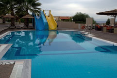 Swimming pool . Stock Photography