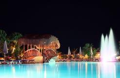 Swimming-pool fotografia de stock royalty free