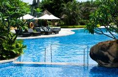 Swimming pool Royalty Free Stock Photo