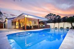 Free Swimming Pool Royalty Free Stock Image - 21570976