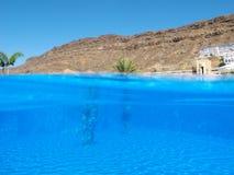 Swimming-pool Στοκ Φωτογραφία