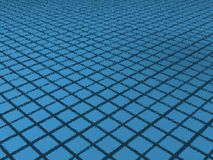Swimming pool. Bottom Royalty Free Stock Images