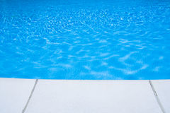 At the swimming pool Royalty Free Stock Photography