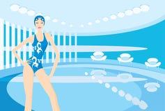 Swimming-pool Royalty Free Stock Image