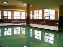 Swimming Pool. Indoor swimming pool royalty free stock photos