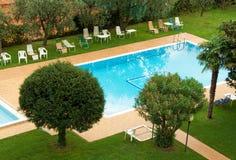 Swimming pool Stock Image