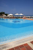 Swimming pool. Royalty Free Stock Images