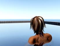 Swimming Pool 8 Royalty Free Stock Image