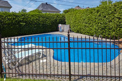 Free Swimming Pool. Stock Photo - 84321570
