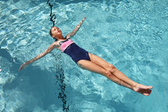 Swimming pool. Stock Photography