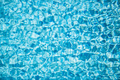 Swimming pool abstract Stock Image