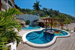 Free Swimming Pool At Resort Royalty Free Stock Photography - 13693197