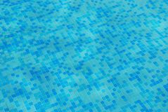 Swimming pool background Royalty Free Stock Photo