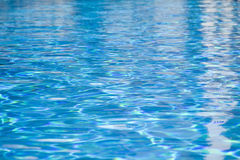 Swimming pool background Stock Photography