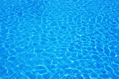Swimming pool background. Royalty Free Stock Image