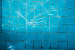 Swimming Pool Background Royalty Free Stock Photos