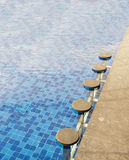 Swimming pool bar Royalty Free Stock Photos