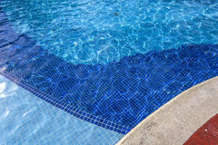 Swimming pool in Cancun, Riviera Maya, Mexico Stock Photography