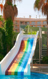 Swimming pool for children. Stock Images