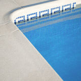 Swimming pool corner Stock Photography