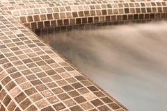 Swimming pool detail Stock Image
