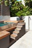 Swimming Pool, Detail Royalty Free Stock Photo