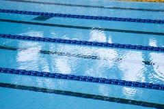 Swimming pool detail Royalty Free Stock Image