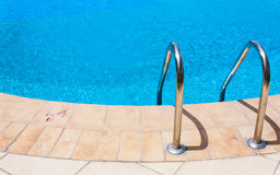Swimming pool detail Stock Image