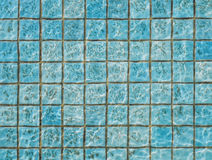 Swimming Pool with dirty condition water Royalty Free Stock Image