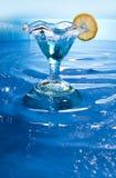 Swimming pool drinks Stock Image