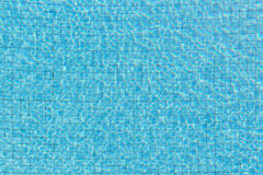 Swimming pool floor Royalty Free Stock Photo